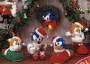 X'mas Sega Sonic