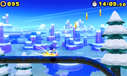 Frozen Factory Zone 2 3DS 3