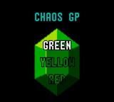 Ghaos GP Drift