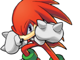 Knuckles the Echidna (Pre-Super Genesis Wave)