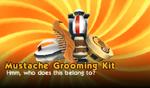 MustacheGroomingKitToy