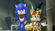 SB Sonic and Tails