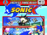 Archie Sonic X Issue 40