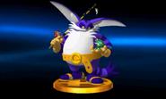 Smash 4 3DS Trophy Screen 14