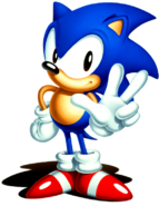 Sonic 3 Sonic art 1