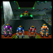 Sonic Adventure Credits (Gamma 04)