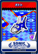 Sonic Labyrinth karta 5