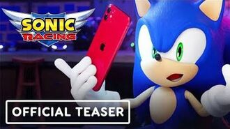Sonic Racing - Official Apple Arcade Teaser