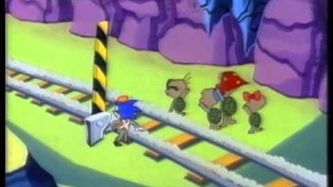 Sonic Subterraneo