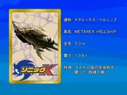 Sonic X karta 119