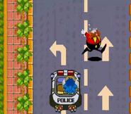 Waku Waku Sonic Patrol Car 11