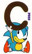 Alphabet Sonic 3