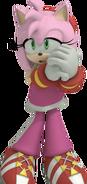 Amy Sonic free riders-9