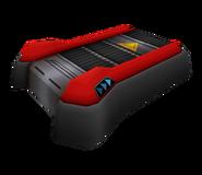 Colors Wii Model Dashpad