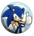 GEE Button Sonic