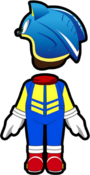 Mii Racing Suit Sonic