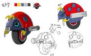 Motobug koncept