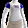 RacingTShirt(Female)XBLA