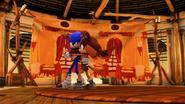 S1E05 Sonic Sticks dance lesson