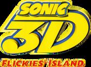 Sonic 3D - EU MD logo