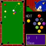 Sonic Billiards 7