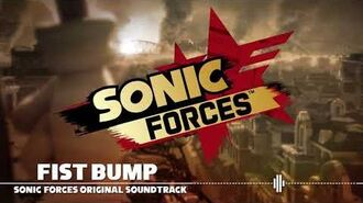 Sonic Forces OST Main Theme Fist Bump Piano Ver