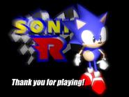 Sonic R ending 1