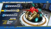 Zavok Legendary Shock Boosters Rear
