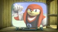 Alternate Knuckles on tv