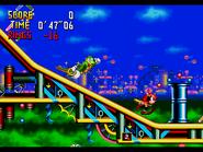 Chaotix Speed Slider 23