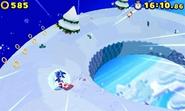 Ice Cap Zone, here I am!
