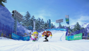 Mario Sonic Olympic Winter Games Opening 67