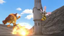 S1E03 Bee Bot blast