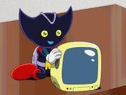 SX Боко с телевизором