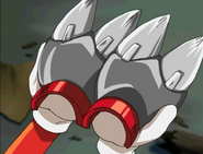 Shovel Claw Sonic X ep 17