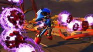 Sonic Forces Metal boss 1