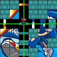 Sonic Panel Puzzle 2