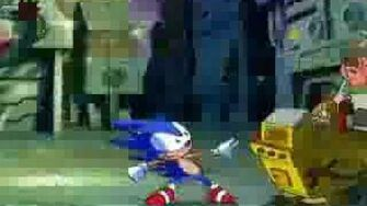 Sonic Underground Intro Latino