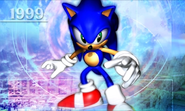 Sonic history 9