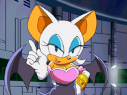 The Beautiful Mysterious Thief Rouge