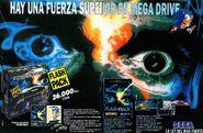 1993 06 - Pack Megadrive Flashback