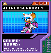 Attack Support 1