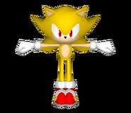 Colors DS Model Super Sonic