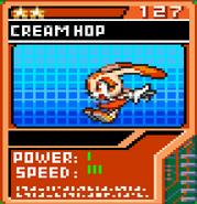 Cream Hop