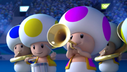 Mario Sonic Olympic Winter Games Festival Mode Opening 1
