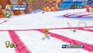 Mario Sonic Olympic Winter Games Gameplay 217