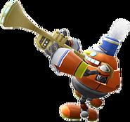 Pawn Trumpet