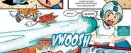 Psycho Burst Mega Man