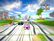 Sonic & SEGA All-Stars Racing Ocean Ruin 1