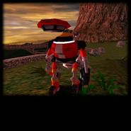 Sonic Adventure Credits (Gamma 17)